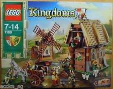 LEGO CASTLE Kingdoms 7189 Mill Village Raid