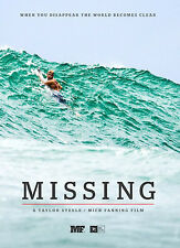 MISSING (By Taylor Steele) - Starring MICK FANNING - SURF DVD