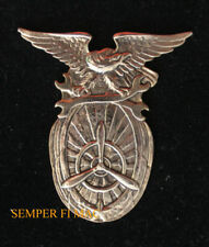 JAPANESE MECHANIC QUALIFICATION WING BADGE PIN UP ARMY MARINES NAVY AIR FORCE