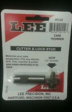 LEE CASE TRIMMER CUTTER & LOCK STUD (90110) NIB