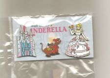 Hard 2 Find DisneyShopping.com - LE500 Cinderella Vintage Card Set of 3 Pins