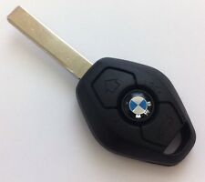 BMW remote key e46 3ser,e39 5 ser, e53 X5,X3 ews system inc cut & programming