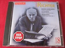 SVIATOSLAV RICHTER - RIMSKY-KORSAKOV - MELODIYA (CD 1995 GERMANY)
