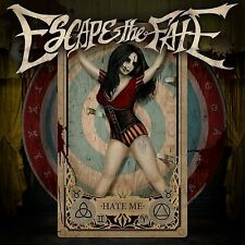 ESCAPE THE FATE - HATE ME CD ALBUM (Released October 30th 2015)