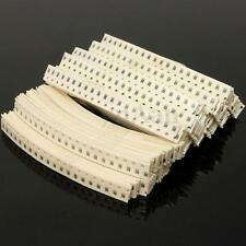 3400Pcs 0805 SMD 170 Valeur Résistance Assortiment Resistor 1/8W 5% 0R~10MR Kit