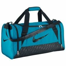 Nike Small Blue Duffle Bag
