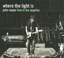 John Mayer-Where the Light Is CD NEW