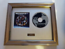 SIGNED/AUTOGRAPHED PAUL OAKENFOLD-WE ARE PLANET PERFECTO FRAMED PRESENTATION.