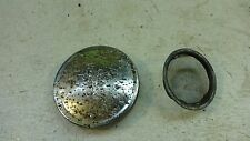 1960's Yamaha YDS3 Big Bear Y23C Y264-2. gas tank cap and screen