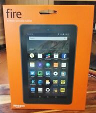 "UNLOCKED BLACK AMAZON FIRE TABLET 7"" WITH GOOGLE STORE, FREE MOVIES SHOWS TV"
