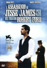 DvD L'ASSASSINIO DI JESSE JAMES  Brad Pitt ......NUOVO