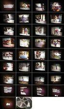 16mm Film-Verkehrsfilm von 1983-Kind und Verkehr-Kinder als Radfahrer in München