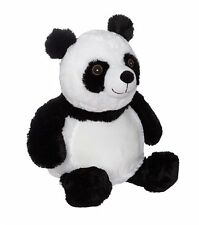 Personalised Embroider Buddies Baby Soft Toy New Born Christening Gift PANDA