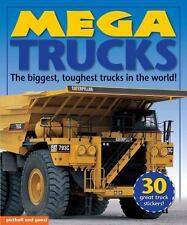 Mega Trucks: The biggest, toughest trucks in the world! (Mega Vehicles), Murrell
