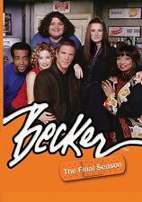 BECKER Komplette Season 6 [2 DVDs] NEU Staffel Sechs DVD Ted Danson Final