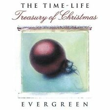 Time Life Treasury of Christmas Evergreen CD New Pop Country Contemporary 2003