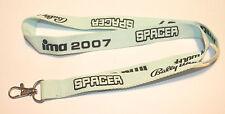 Bally Wulff SPACER Schlüsselband Lanyard NEU (T226)