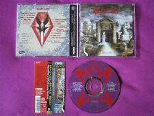 JAPAN CD WARLORD Best of / Deliver us ultrarar mit OBI wie neu