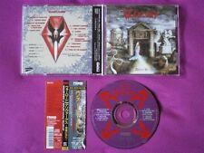 JAPAN CD WARLORD Best of / Deliver us ultrarar mit OBI wie neu