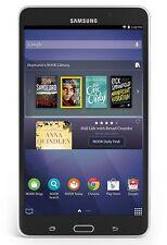 Samsung Galaxy Tab 4 SM-T230N 8GB, Wi-Fi, 7in - BLACK Barnes & Noble NOOK