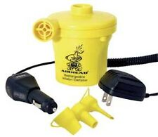 CORDLESS/RECHARGEABLE 12V AIR PUMP