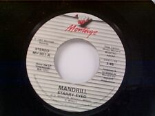 "MANDRILL ""STARRY-EYED / SOAR LIKE AN EAGLE"" 45 MINT"