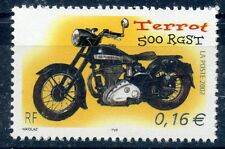 STAMP / TIMBRE FRANCE NEUF N° 3509 ** MOTO / TERROT 500 RGST