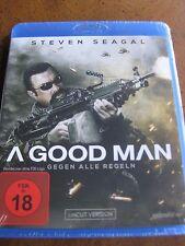 A GOOD MAN (2014) (Locked REGION B Blu-Ray) STEVEN SEAGAL - BRAND NEW!!!