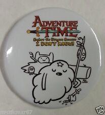 SDCC Comic Con 2013 EXCLUSIVE Adventure Time LUMPY SPACE PRINCES Pin-Back Button