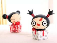 Pucca Collection Piggy Bank set 2 . (No Bandai/hot toys/good smile/figma )