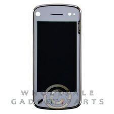 Digitizer for Nokia N97 White  Front Window Panel