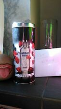 ABSOLUT VODKA BRAVO TIN - VERY RARE.