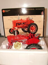 Ertl Precision No 14272  1.16 scale Farmall MV High-Clear tractor New