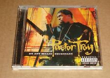 Pastor Troy By Any Means Necessary Explicit CD