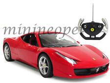 RASTAR 47300 R/C RADIO REMOTE CONTROL CAR  FERRARI 458 ITALIA 1/14 RED