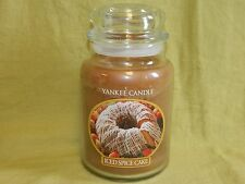 Yankee Candle 22 oz Large Jar Candle  New --- Iced Spice Cake