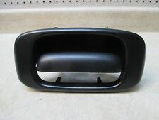 New 99-06 CHEVROLET GMC SILVERADO, SIERRA TAIL GATE TAILGATE HANDLE WITH BEZEL