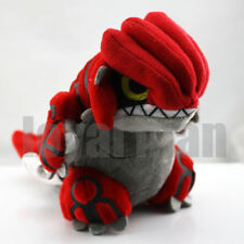 New Pokemon Center Character Groudon Plush Soft Doll Cute toy Stuffed Animal 6""