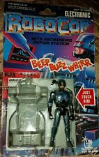 Robo cop electronic beep buzz whirr 1993 carded figure