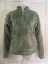 *MINT* THE NORTH FACE MOSSBUD 1/4 ZIP FLEECE 09~XSMALL
