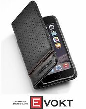 Mercedes-Benz AMG Apple iPhone 7 Black Business Leather Cover B66954553 Genuine