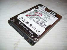 "Western Digital 2.5"" SATA 500 GB 7200 RPM Laptop Hard Drive WD5000BPKT *"
