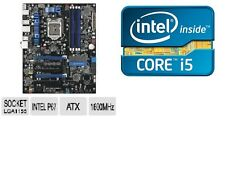 INTEL I5 3570K QUAD CORE X4 CPU P67 EXTREME ATX MOTHERBOARD DP67BGB3 COMBO KIT