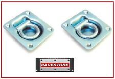 Lashing Ring (2 OFF) - Tie Down Anchor Point - Trailer Truck Tray Ute 4WD 4X4
