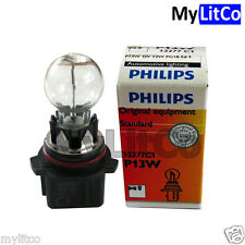 Philips HiperVision Lamp P13W 12V 13W PG18.5d-1 DAYTIME RUNNING HEADLIGHT BULB