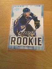 08-09 2008-09 UPPER DECK MVP ALEX PIETRANGELO ROOKIE 380 ST. LOUIS BLUES