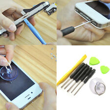 AWOU 9in1 Universal Opening Pry Repair Screwdrivers Tools Set Kit For iPhone 5 6