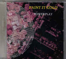 Powerplay-Paint It Gold Promo cd single