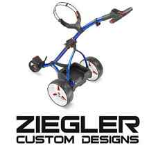 NEW 2016 Motocaddy ZIEGLER S1 Pearl Blue with Lithium