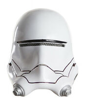 Force Awakens Costume Accessory, Kids Star Wars Flametrooper 1/2 Helmet, Age 3+